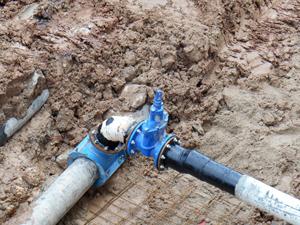 地下配管・制御機器